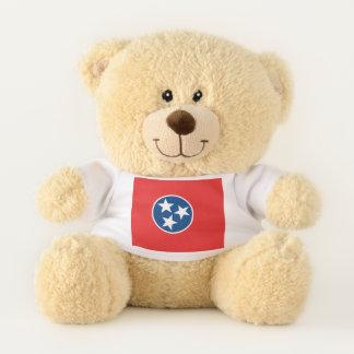 Tennessee State Flag Teddy Bear