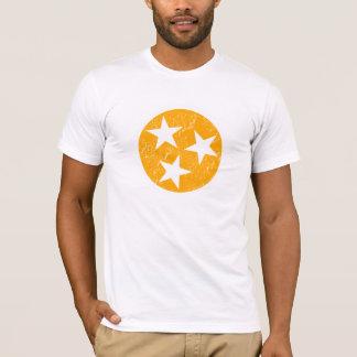 Tennessee State Rocky Top Grunge Big Orange