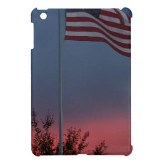 Tennessee Sunset and Flag iPad Mini Case
