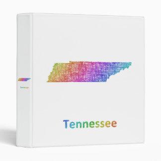 Tennessee Vinyl Binder