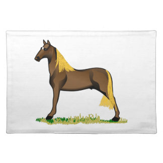 Tennessee Walker Placemat