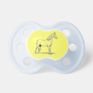 Tennessee Walking Horse - Standing Pacifier