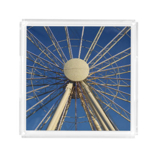 Tennessee Wheel Acrylic Tray