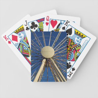 Tennessee Wheel Bicycle Playing Cards
