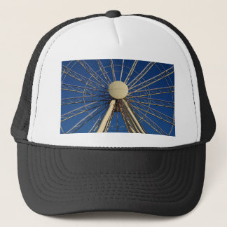 Tennessee Wheel Trucker Hat