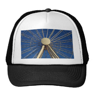 Tennessee Wheel Trucker Hat