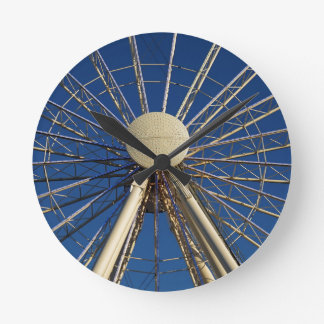 Tennessee Wheel Wallclock