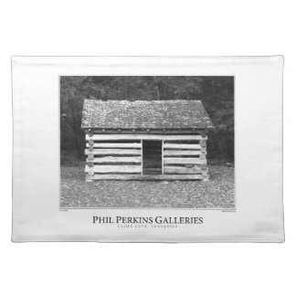 Tennessee Wooden Structure Placemat