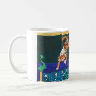 Tennis 2 V 1 Sporty Cats Coffee Mug