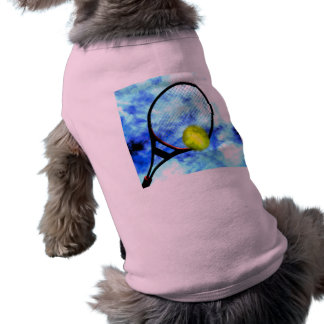 Tennis All Day Grunge Style Pet Clothes