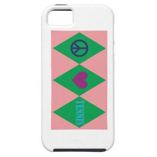 Tennis Argyle iPhone 5 Case