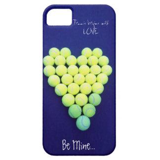 Tennis B mine iPhone 5 Cover