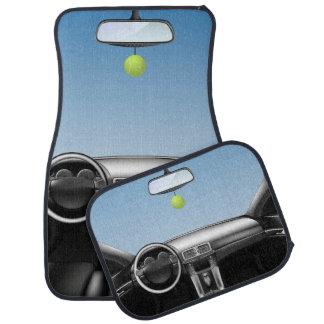 Tennis Ball Car Dashboard Car Mat