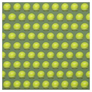 Tennis Ball Design Fabric