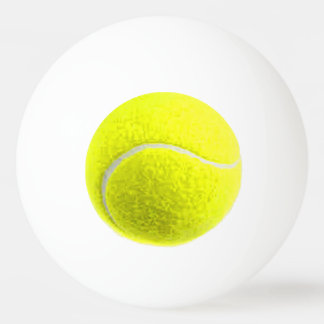 """Tennis Ball"" design gifts and products Ping Pong Ball"