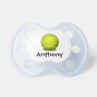 Tennis Ball Design Pacifier