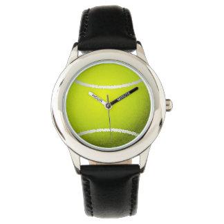 Tennis Ball Design Watch
