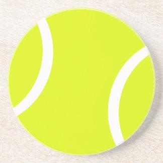 Tennis Ball Drink Coasters