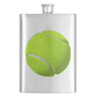 Tennis Ball Hip Flask