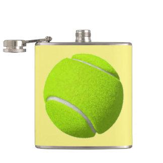 Tennis Ball Hip Flask