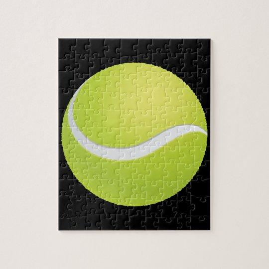 Tennis Ball Jigsaw Puzzle