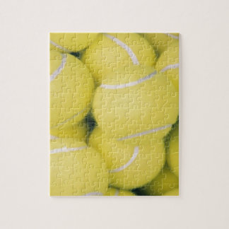 Tennis Ball Jigsaw Puzzle