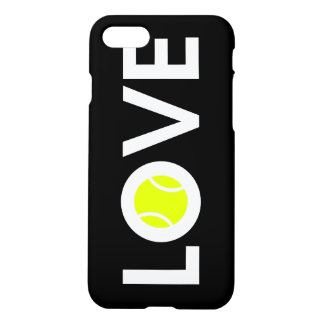 Tennis Ball ~ LOVE iPhone 7 Case