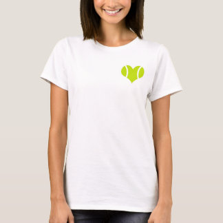 Tennis Ball Love T-Shirt