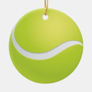 Tennis Ball Ornament