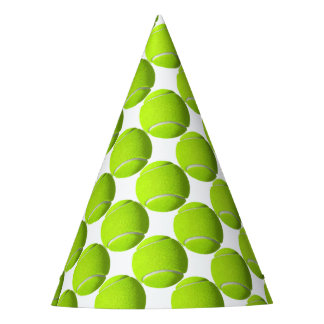 Tennis Ball Party Hat