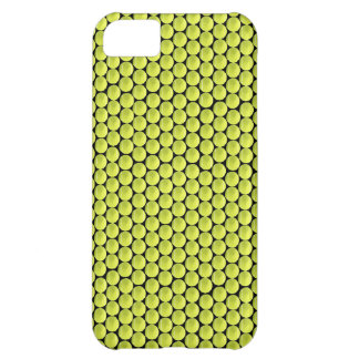 Tennis Ball Pattern iPhone 5C Cases