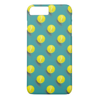 Tennis ball pattern, tennis iPhone 7 plus case