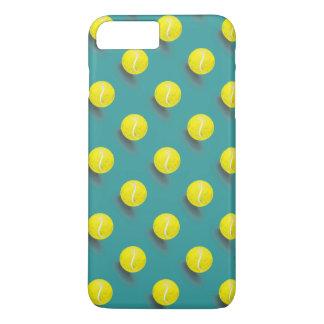 Tennis ball pattern, tennis iPhone 7 plus case