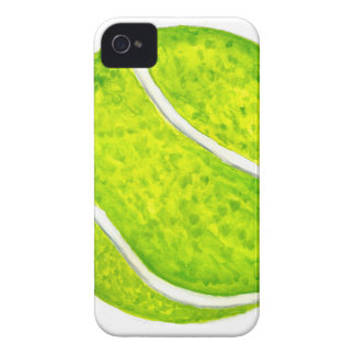 Tennis Ball Sketch4 Case-Mate iPhone 4 Cases
