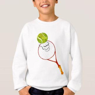 Tennis Ball Sketch Sweatshirt