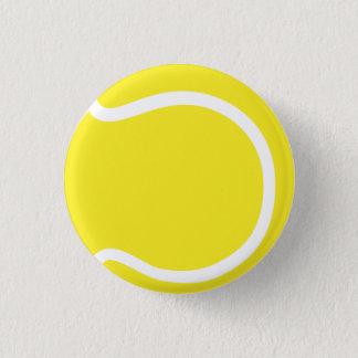 Tennis Ball Small, 1¼ Inch Round Button
