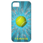 Tennis Ball Starburst Design iPhone  Casemate iPhone 5 Cover