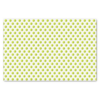 Tennis Ball Tissue Paper