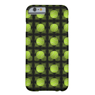 Tennis Balls Collage Barely There iPhone 6 Case