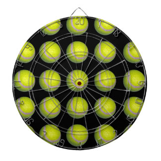 Tennis_Balls_Pattern,_ Dartboard