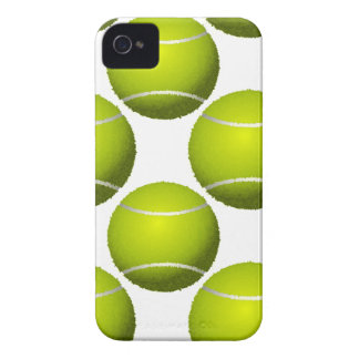 tennis balls pattern iPhone 4 cover