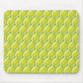 Tennis Balls Pattern | Sport Gifts Mouse Pad