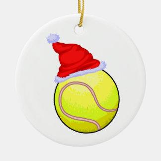 Tennis Christmas Ornament