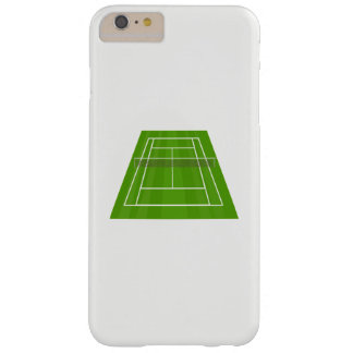 Tennis court barely there iPhone 6 plus case