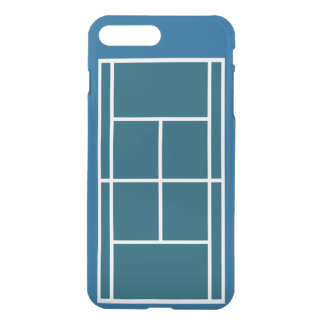 Tennis Court iPhone 8 Plus/7 Plus Case