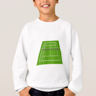 Tennis Court Sweatshirt