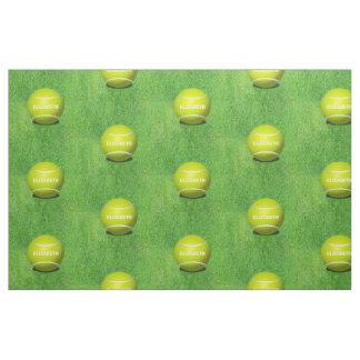 Tennis Custom Ball Fabric