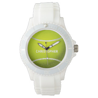 Tennis Custom Ball Watch
