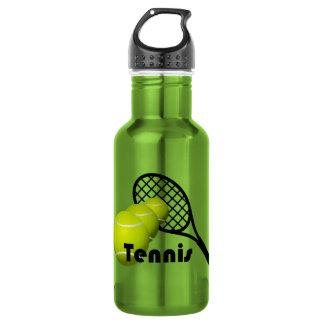 Tennis Design 532 Ml Water Bottle