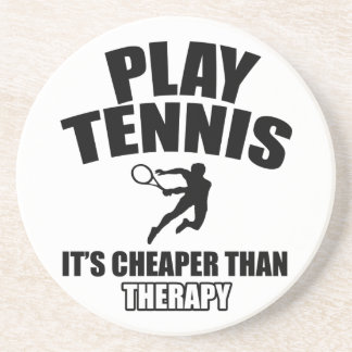 Tennis   design coaster